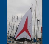 gennaker catamaran