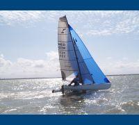 Catamaran sails